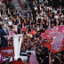 """A Bercy, Benoît Hamon joue le rassemblement contre """"le parti de l'argent"""" et le """"racisme"""""""