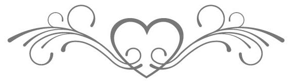 Arabesco coração