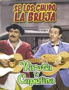 descargar Viruta y Capulina: Se Los Chupo La Bruja – DVDRIP LATINO