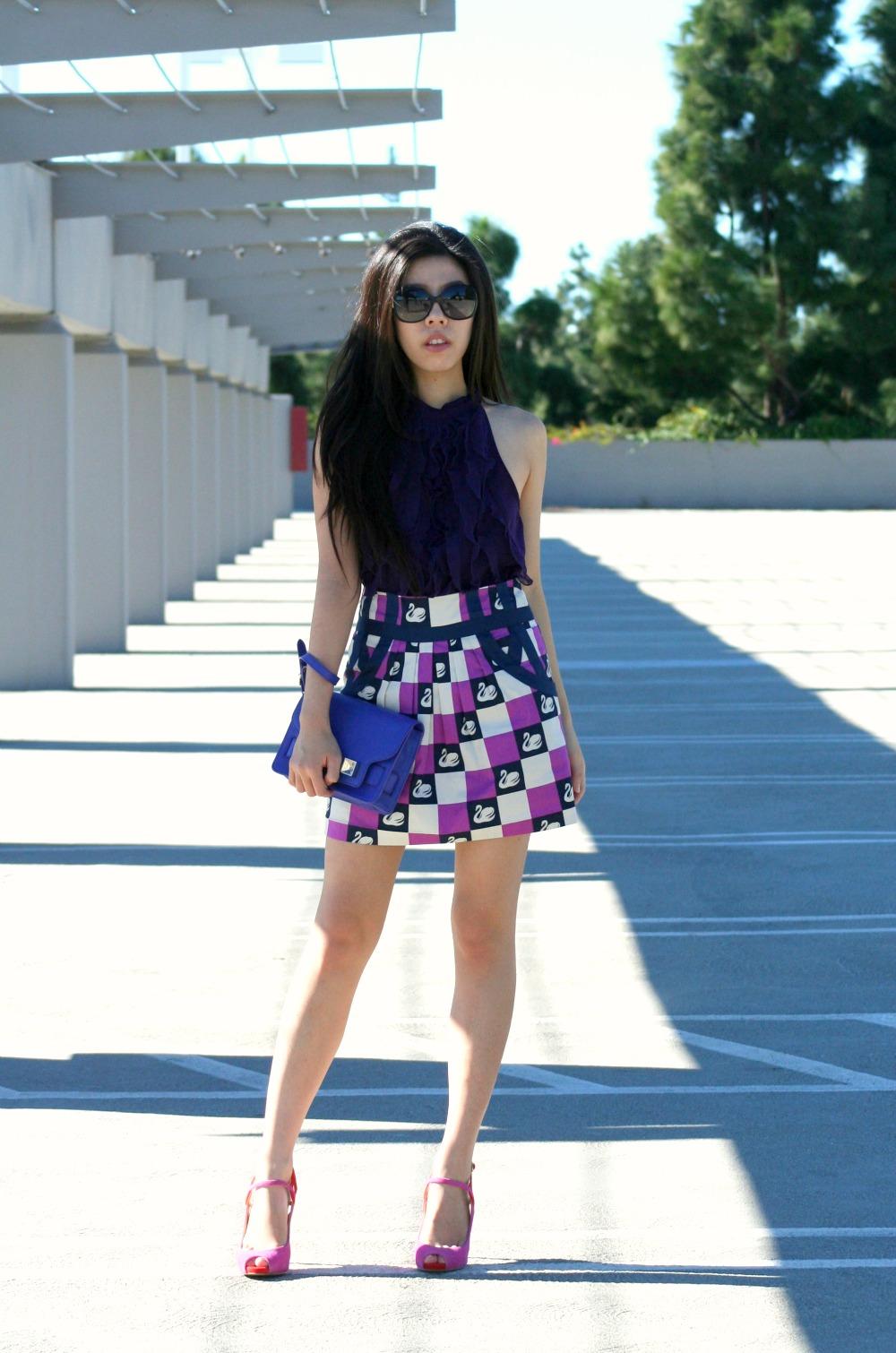 California Fashion Blogger - Orange County Fashion Blogger - SoCal Fashion Blogger - Adrienne Nguyen - Invictus