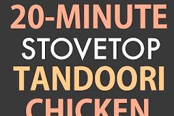 Keto Pulled Tandoori Chicken Recipe