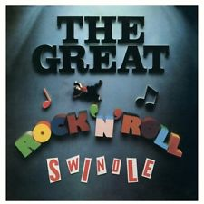 Title from film poster for The Great Rock 'n' Roll Swindle