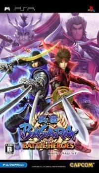 Sengoku Basara Battle Heroes (JPN) PSP ISO