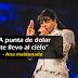 """""""A punta de dolar  te llevo al cielo""""- Ana Maldonado ( Vídeo)"""