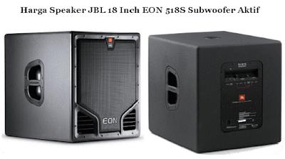 Harga-Speaker-JBL-18-Inch-EON-518S-Subwoofer-Aktif