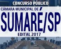 Apostila Câmara de Sumaré / SP, Ajudante Administrativo