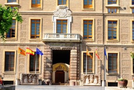 Administración Publica en Aragon