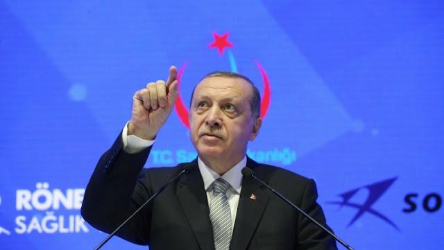 """Ο Ερντογάν ως """"νονός"""" των τζιχαντιστών"""