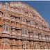 India 2014: Hawa Mahal (Jaipur).