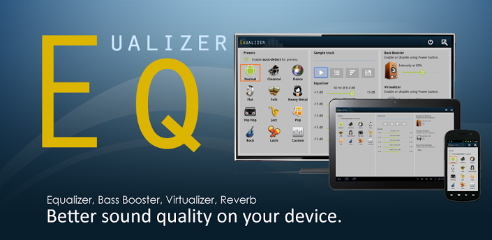 Android Apps Apk: Download Equalizer 3 2 8 Apk For Android