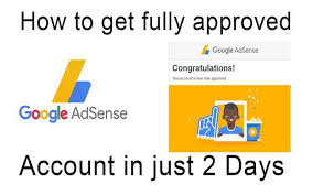 How To Approve Google Adsense Account For Website - Nepali