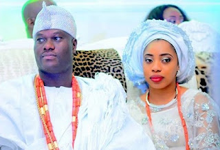 Ooni of Ife and Queen Wuraola separated