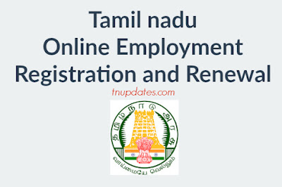 tnvelaivaaippu employment registration renewal