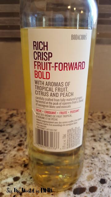 bodacious smooth white wine