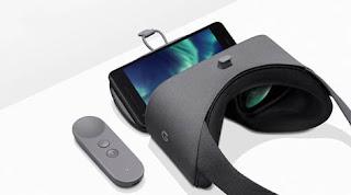 Google Daydream View Headset