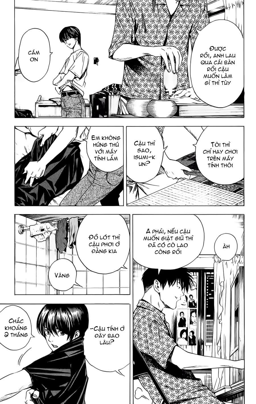 Hikaru No Go hikaru no go chap 133 trang 20