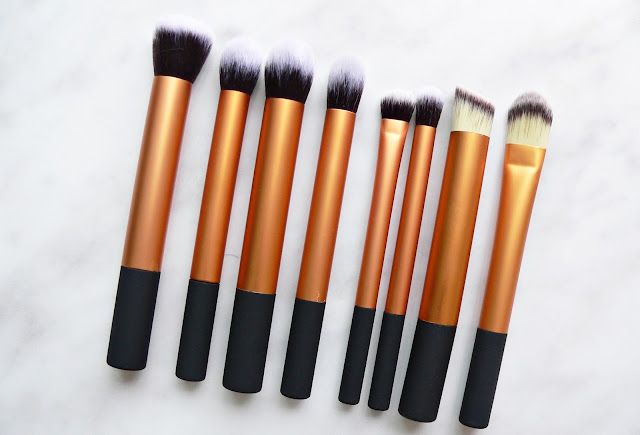 Bornprettystore kwasten set brush set dupe real technique fake