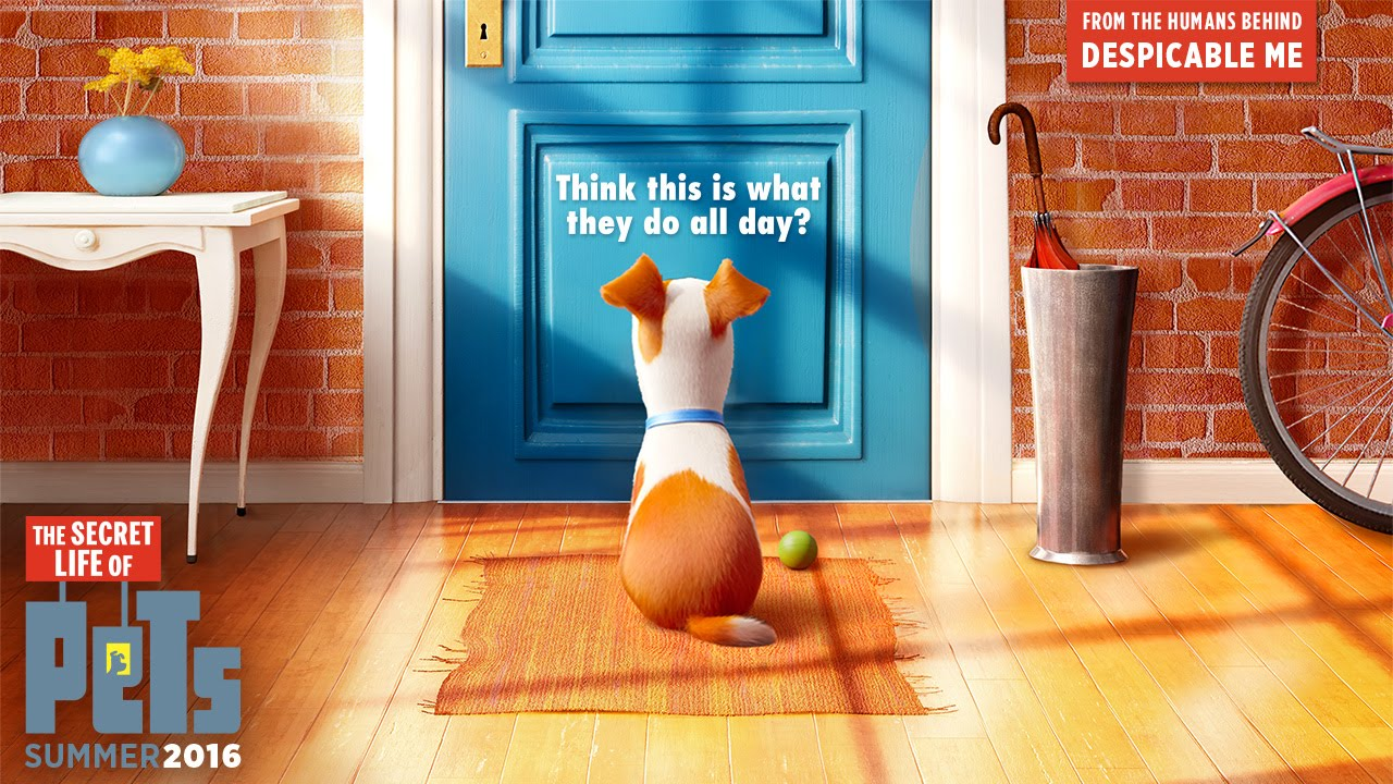 The Secret Life of Pets - Silviu Pal Blog - Ro Image