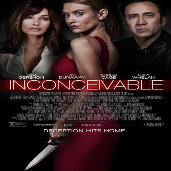 Inconceivable, Inconceivable Synopsis, Inconceivable Trailer, Inconceivable Review, Poster Inconceivable