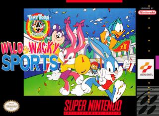 Tiny Toon Adventures: Wild & Wacky Sports