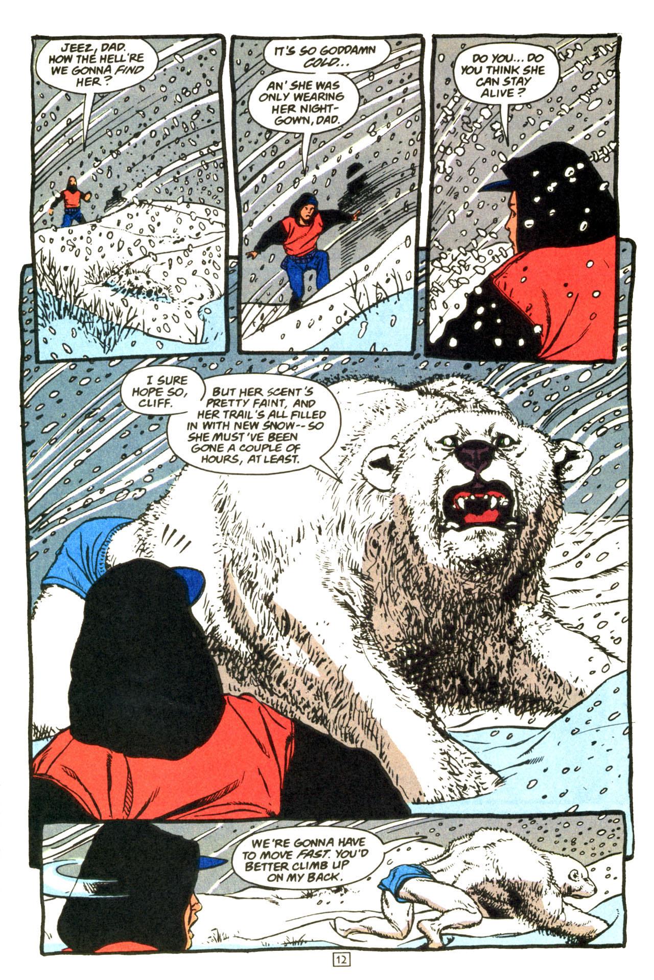 Read online Animal Man (1988) comic -  Issue #69 - 13