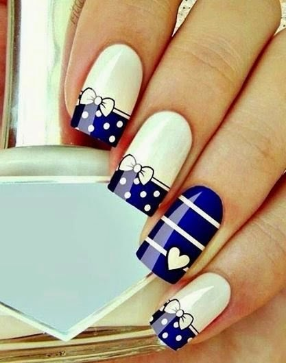 Happy New Year 2018 Nail Designs Ideas