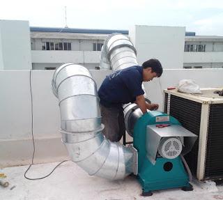 Phương pháp sử dụng hệ thống quạt công nghiệp tốt nhất