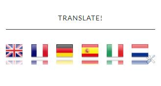 Html: Gadget de Bandeirinhas Para Traduzir!