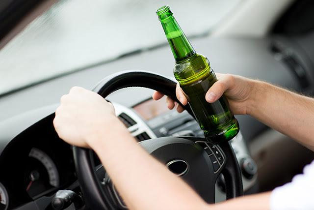 Beber e dirigir na Flórida