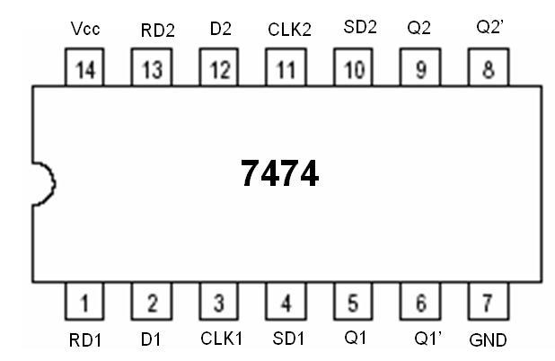7474 diagram implementation of shift registers computer programming #9