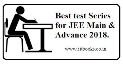 Test Series for IIT JEE Main and Advance.