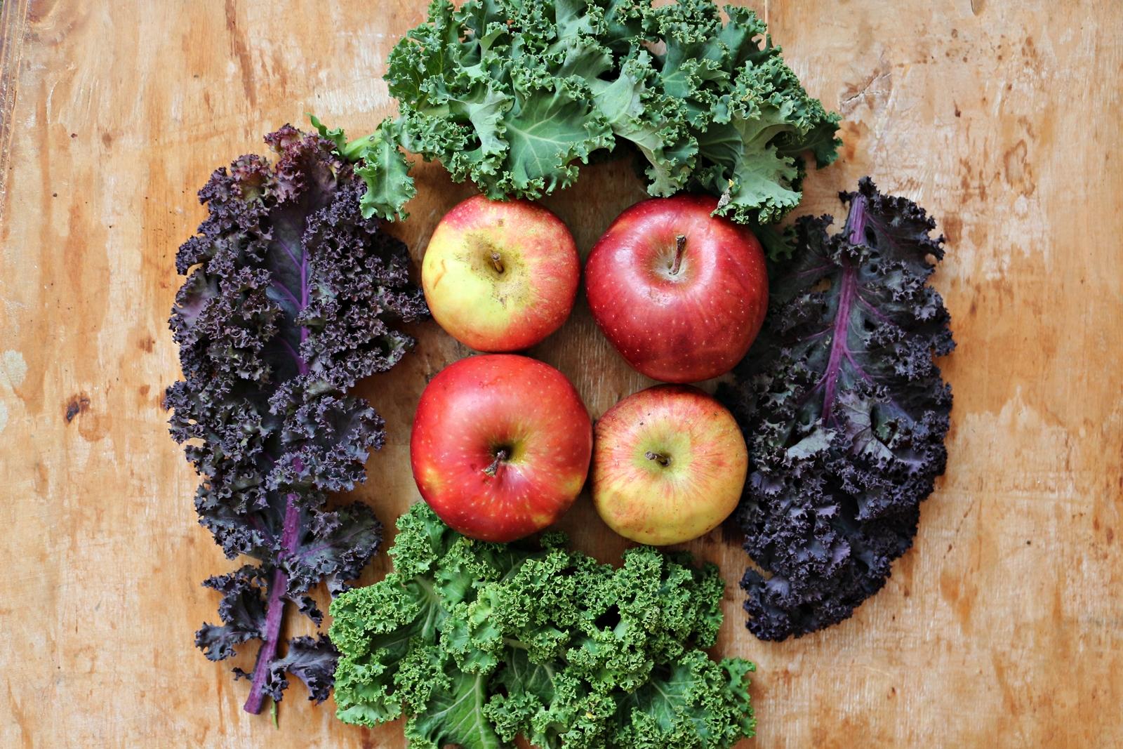 Jabłka skarbnicą witamin