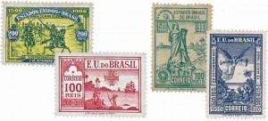 Selos Comemorativos