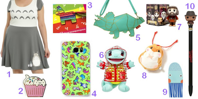 Kawaii & Geeky Wishlist, June Kawaii & Geeky Wishlist