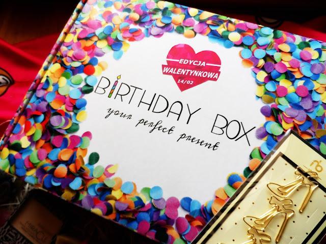 BIRTHDAY BOX EDYCJA WALENTYNKOWA