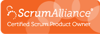 Scrum Alliance Certified Scrum Product Owner. Scrum Alliance 認定スクラムプロダクトオーナー
