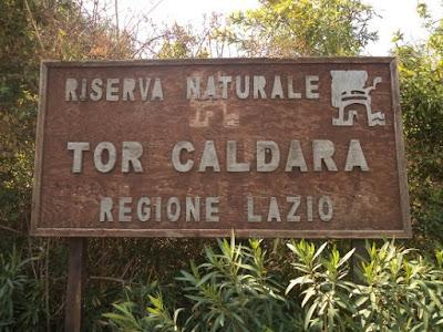 cartello Tor Caldara