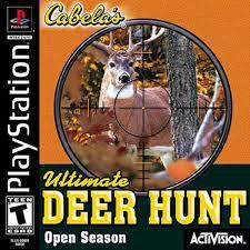 Cabelas Ultimate Deer Hunt - PS1 - ISOs Download