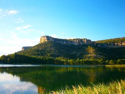 La laguna de Uña. Autor: Miguel Alejandro Castillo Moya