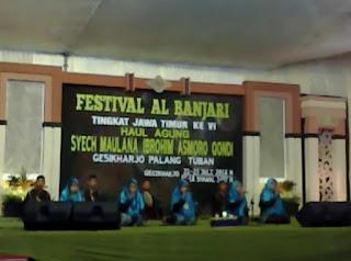 Mp3 Sholawat Kabbirullah - At Taufiq (Festival Al Banjari Asmoro Qondi 2016)