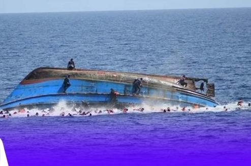 فاجعة بشاطئ سيدي إفني..انقلاب قارب للهجرة السرية
