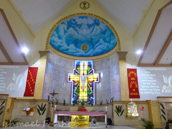 Altar of the Shrine of Our Lady of Grace