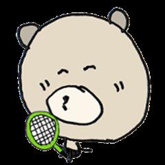 Cookichi play tennis2