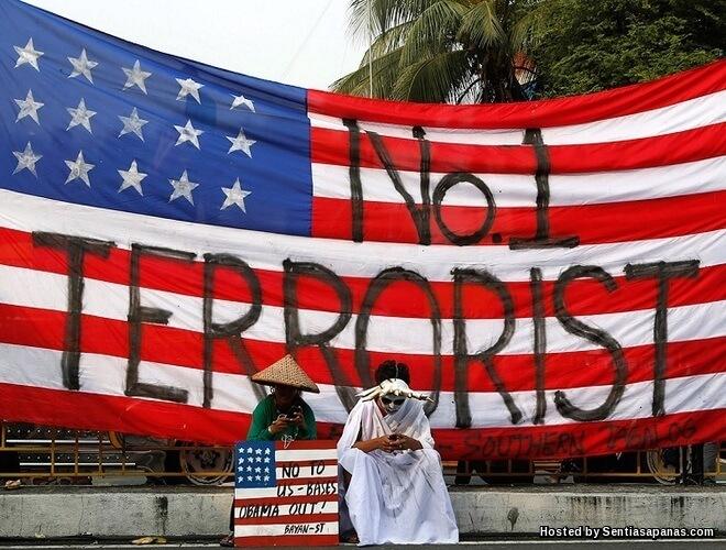 10 Peperangan Yang Bermula Dengan Pembohongan Amerika Syarikat