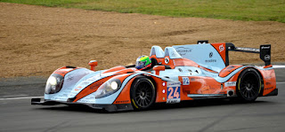 Oak Racing Morgan Judd n°24 BRM