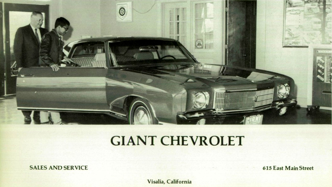 annualmobiles giant chevrolet