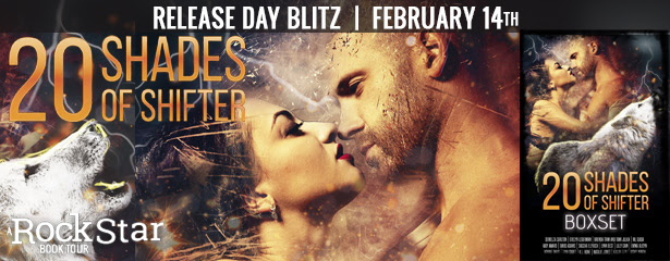 20 Shades of Shifter Release Day Blitz