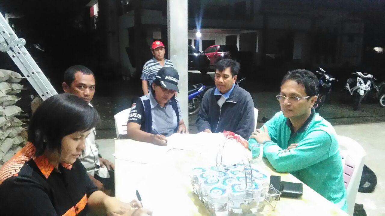 KPU Bolmong Laksanakan Pencocokan Data Pemilih