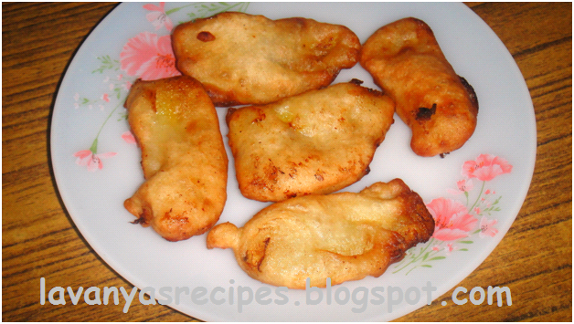 Banana Fritters (Write For Us Contest Entry - 46) | Diva Likes