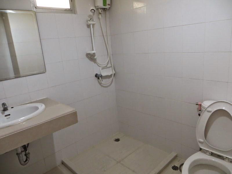 Горячий душ в номере